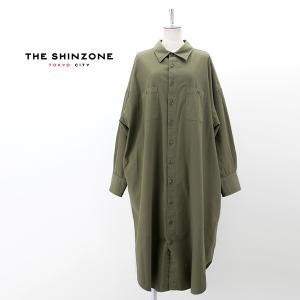 THE SHINZONE シンゾーン レディース MILITARY シャツワンピース(21MMSOP05)(2021SS)|u-oak