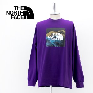 THE NORTH FACE ザノースフェイス メンズ ロングスリーブ デジタルロゴティー(NT82137)(2021FW)|u-oak