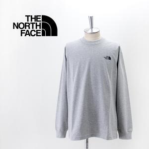 THE NORTH FACE ザノースフェイス メンズ ロングスリーブ バックスクエアロゴティー(NT82131)(2021FW)|u-oak