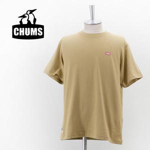 CHUMS チャムス メンズ ブービーロゴ ハナビTシャツ(CH01-1878)(2021SS)|u-oak
