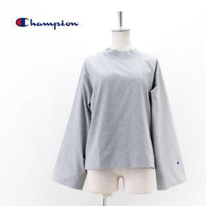 Champion チャンピオン レディース ウィメンズ ロングスリーブTシャツ(CW-U403)(2021FW)|u-oak