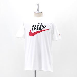 NIKE ナイキ メンズ NSW スウッシュ 50 ハイブリッド Tシャツ ホワイト(DJ1388)(2021FW)|u-oak
