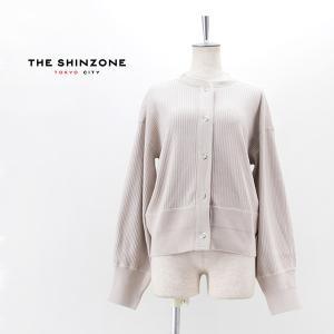 THE SHINZONE シンゾーン レディース CAPELIN CARDIGAN ケープリンカーディガン(19AMSCU20)(BASIC)|u-oak