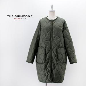THE SHINZONE シンゾーン レディース キルティングコート(21AMSCO05)(2021FW)|u-oak