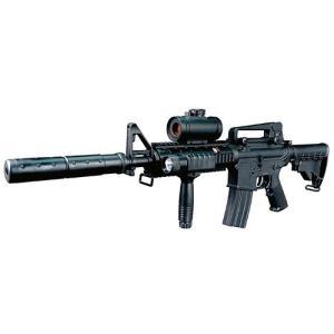 米軍モデルM4電動ライフルエアーガン(バイオBB弾付き)