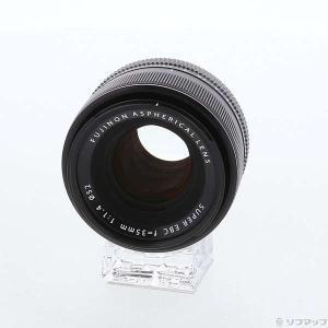 〔中古〕FUJIFILM(フジフイルム) XF 35mm F1.4 R (レンズ)〔344-ud〕