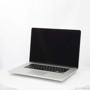 〔中古〕Apple(アップル) MacBook Pro 15-inch Mid 2015 MJLQ2...