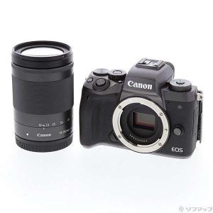 〔中古〕Canon(キヤノン) EOS M5 EF-M 18-150 IS STM レンズキット ブ...