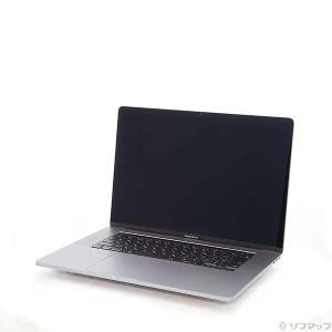 〔中古〕〔展示品〕 MacBook Pro 16-inch Late 2019 MVVK2J/A C...