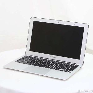 〔中古〕Apple(アップル) MacBook Air 11.6-inch Mid 2011 MC968J/A Core_i5 1.6GHz 2GB SSD64GB 〔10.11 ElCapitan〕〔298-ud〕|u-sofmap