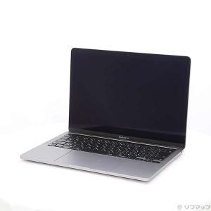 〔中古〕MacBook Pro 13.3-inch Mid 2020 MXK32J/A Core_i5 1.4GHz 8GB SSD256GB スペースグレイ 〔10.15 Catalina〕〔252-ud〕 u-sofmap