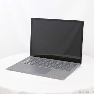 〔中古〕Microsoft(マイクロソフト) Surface Laptop 3 〔Core i5/8GB/SSD128GB〕 VGY-00018 プラチナ 〔Windows 10〕〔269-ud〕|u-sofmap