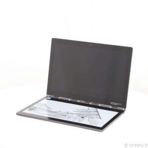 〔中古〕〔展示品〕 YOGA BOOK C930 ZA3S0143JP アイアングレー 〔Windows 10〕 〔Office付〕〔288-ud〕 u-sofmap