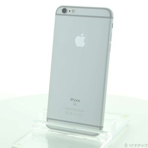 〔中古〕Apple(アップル) iPhone6s Plus 64GB シルバー MKU72J/A S...