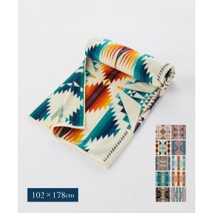 ペンドルトン ブランケット メンズ レディース XB233 PENDLETON 雑貨 オーバーサイズ ジャガード スパタオル キャンプ ウール アウトドア プレゼント ギフト|u-stream