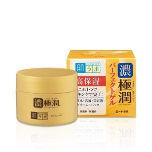 ロート製薬   肌ラボ    極潤 パーフェクトゲル   (ジェル状保湿液) 100g