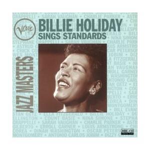 ビリ−・ホリデイ・シングズ・スタンダード (BILLIE HOLIDAY SINGS STANDARDS)     (MEG-CD)|u-topia