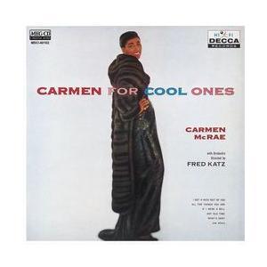 カーメン・フォー・クール・ワンズ(Carmen For Cool Ones)     (MEG-CD)|u-topia