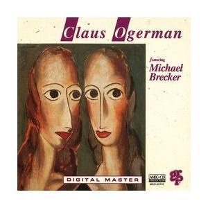 クラウス・オガーマン・フィーチャリング・マイケル・ブレッカー(Claus Ogerman Featuring Michael Brecker     (MEG-CD)|u-topia