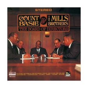 カウント・ベイシ−とミルス・ブラザ−ス(Count Basie & The Mills Brothers/The Board of Directors)     (MEG-CD)|u-topia