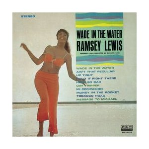 ウェイド・イン・ザ・ウォーター(Wade In The Water)     (MEG-CD) u-topia