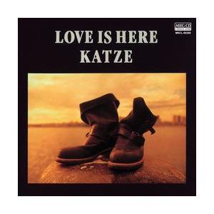 LOVE IS HERE     (MEG-CD) u-topia