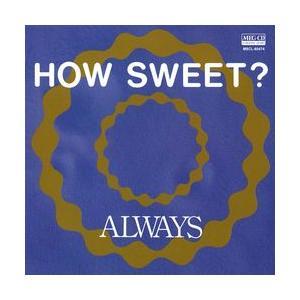 HOW SWEET?     (MEG-CD)|u-topia