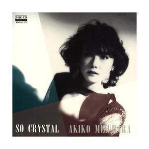 SO CRYSTAL     (MEG-CD)|u-topia