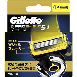 ■商品について   メーカー・ブランド:P&G(ジレット/Gillette)  内容量:4個...