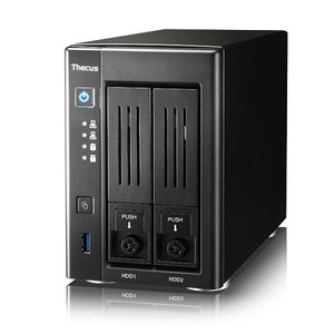 Thecus NASキット N2810PRO|uacdirect