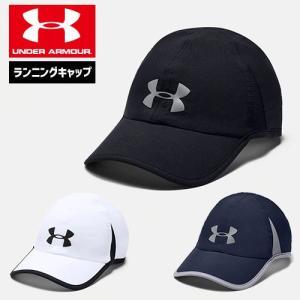 アンダーアーマー メンズ キャップ 帽子 ランニング リフレクター オールシーズンギア 春秋用 UNDER ARMOUR|uacv