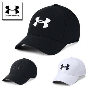 アンダーアーマー メンズ キャップ 帽子 ゴルフキャップ 1305036 ヒートギア(夏用) UNDER ARMOUR ブリッツィング3.0キャップ|uacv