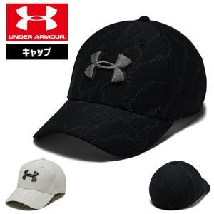 アンダーアーマー メンズ ゴルフ キャップ ゴルフキャップ 帽子 1305038 ヒートギア 夏用 ...