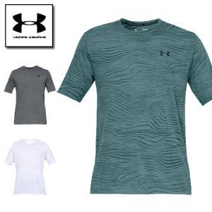 アンダーアーマー メンズ Tシャツ トップス グラフィックTシャツ 1321930 UNDER ARMOUR スレッドボーンプリントTシャツ|uacv