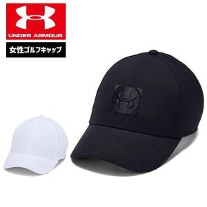 アンダーアーマー レディース 帽子 ゴルフキャップ 紫外線対策 1328546 UNDER ARMOUR ジョーダンスピース ツアーキャップ|uacv