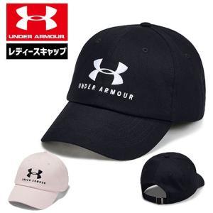アンダーアーマー キャップ レディース 帽子 ゴルフ サイズ調節可能 1328552 UNDER ARMOUR アップデートノベルティフェイバリット|uacv