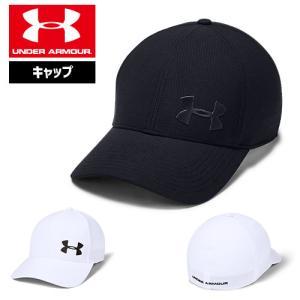 アンダーアーマー メンズ キャップ ゴルフ ゴルフキャップ 帽子 1328630 UNDER ARMOUR アーマーベントコアキャップ2.0|uacv