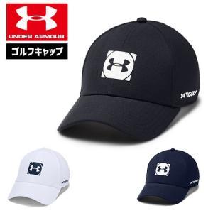 アンダーアーマー メンズ キャップ ゴルフ ゴルフキャップ ジョーダンスピース 帽子 1328667 UNDER ARMOUR オフィシャルツアーキャップ3.0|uacv