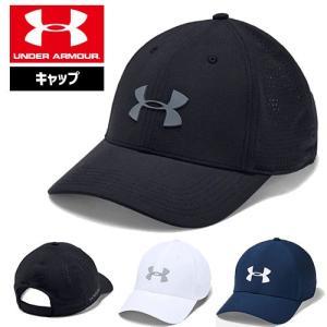アンダーアーマー キャップ ゴルフキャップ 帽子 ジョーダンスピース 1328670 ヒートギア(夏用) UNDER ARMOUR ドライバーキャップ3.0|uacv