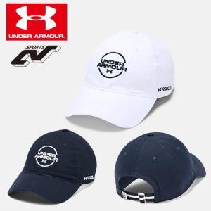 アンダーアーマー キャップ ゴルフキャップ 帽子 ジョーダンスピース 1328671 UNDER ARMOUR ジョーダンスピースウォッシュドコットンキャップ|uacv