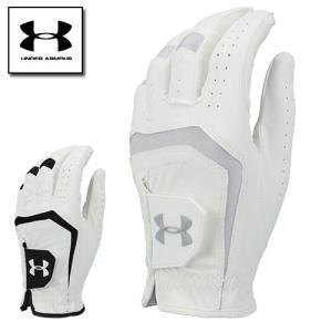 アンダーアーマー ゴルフ ゴルフグローブ 手袋 ゴルフ手袋 メンズ グローブ 1331180 UNDER ARMOUR バーディーゴルフグローブ2.0|uacv