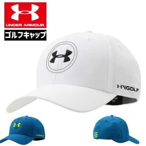 セール アンダーアーマー キャップ 帽子 ゴルフ メンズ ジョーダン・スピース UNDER ARMOUR ツアーキャップ 2.0|uacv