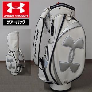 アンダーアーマー ゴルフ キャディバッグ バッグ ツアーバッグ UNDER ARMOUR ゴルフツアーバッグ