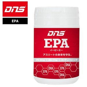 DNS サプリメント EPA オメガ3 必須脂肪酸 イーピーエー 60粒 30日分 一回分:EPA:400mg、DHA:171mg uacv