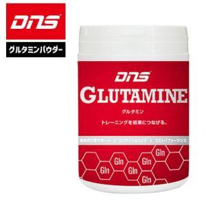 DNS グルタミンパウダー サプリメント アミノ酸 グルタミン 300g 約60回分 uacv