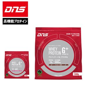 DNS ホエイプロテインG+ 1000g 1kg 約33回分 グルタミン配合 ホエイプロテインジープラス|uacv