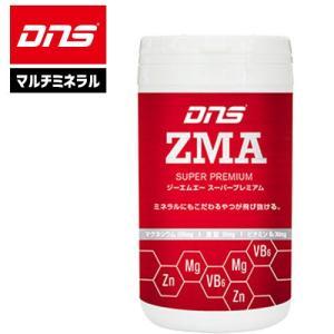 DNS サプリメント 亜鉛 マグネシウム ビタミンB6 マルチミネラル DNS ZMAスーパープレミアム|uacv