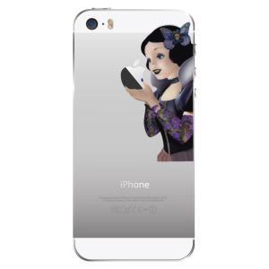 iPhone SE / 5s / 5 アイフォン SE / 5 スマホ ステッカー シール 白雪姫 ジェイマー プリンセス uandme