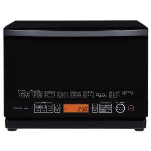東芝 ER-MD7-K(ブラック) 石窯ドーム スチームオーブンレンジ 26L|uatmalljp