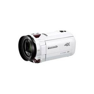 PANASONIC デジタル4Kビデオカメラ HC-VX980M-W 【合計金額1万円以上代引き手数料無料! 】